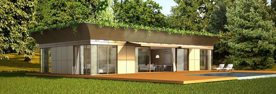 caractéristiques et les avantages d'une maison passive