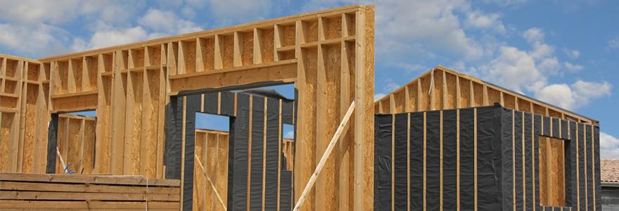 construire des maisons en bois